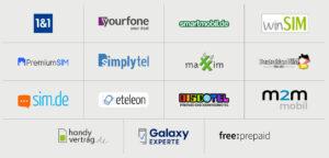 Mobilfunkanbieter