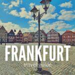 Lebenshaltungskosten in Frankfurt