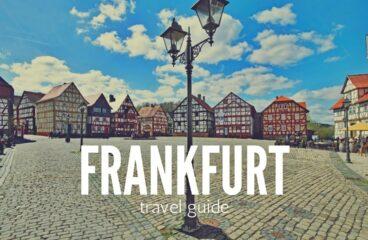 Lebenshaltungskosten in Frankfurt 2021