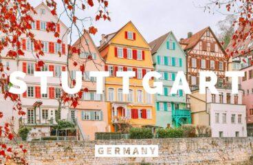 Lebenshaltungskosten in Stuttgart 2021